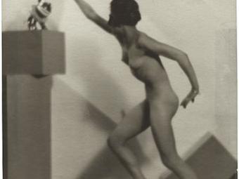 Pécsi József aktfotói az 1930-as évek elejéről