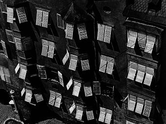 A hét fotója  #184 - Haller F.G.: Ablakok (1934)