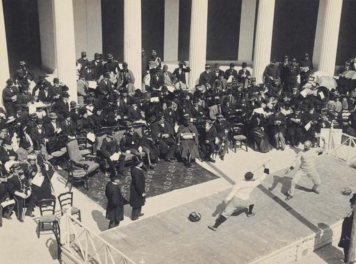 Albert Meyer ritkán látott képei az I. nyári olimpiai játékokról (1896)
