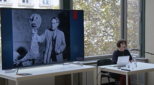 Mai Manó Online Fotóegyetem - A kép ideje – Proust és Brassaï (Ádám Anikó előadása)