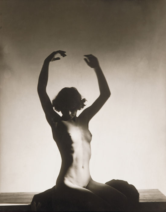 Fotó: František Drtikol: Cím nélkül, 1932 © František Drtikol