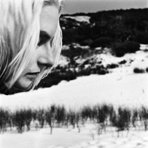 Fotó: Anton Corbijn: Aimee Mann, Boston, 1992 © Anton Corbijn