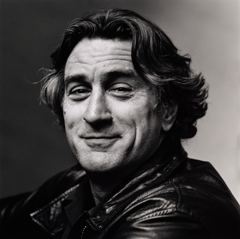 Fotó: Irving Penn: Robert De Niro, New York, 1993, Gelatin silver print © Condé Nast