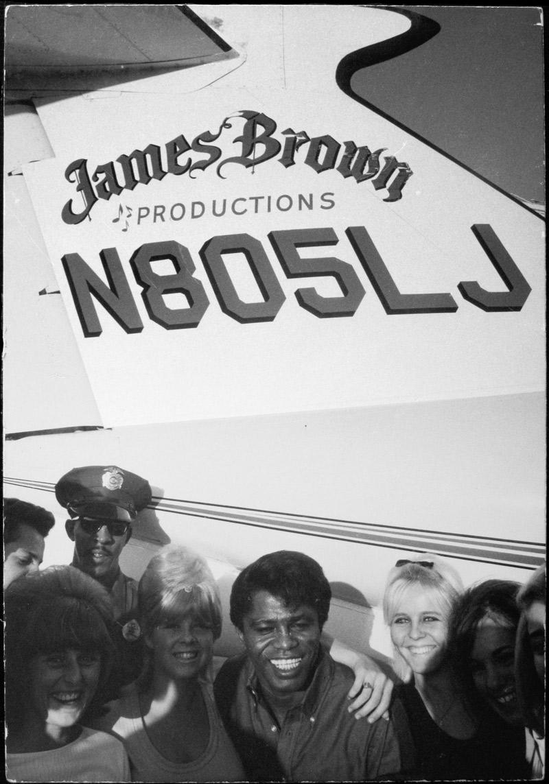 Fotó: Dennis Hopper: James Brown, 1966 © The Dennis Hopper Trust