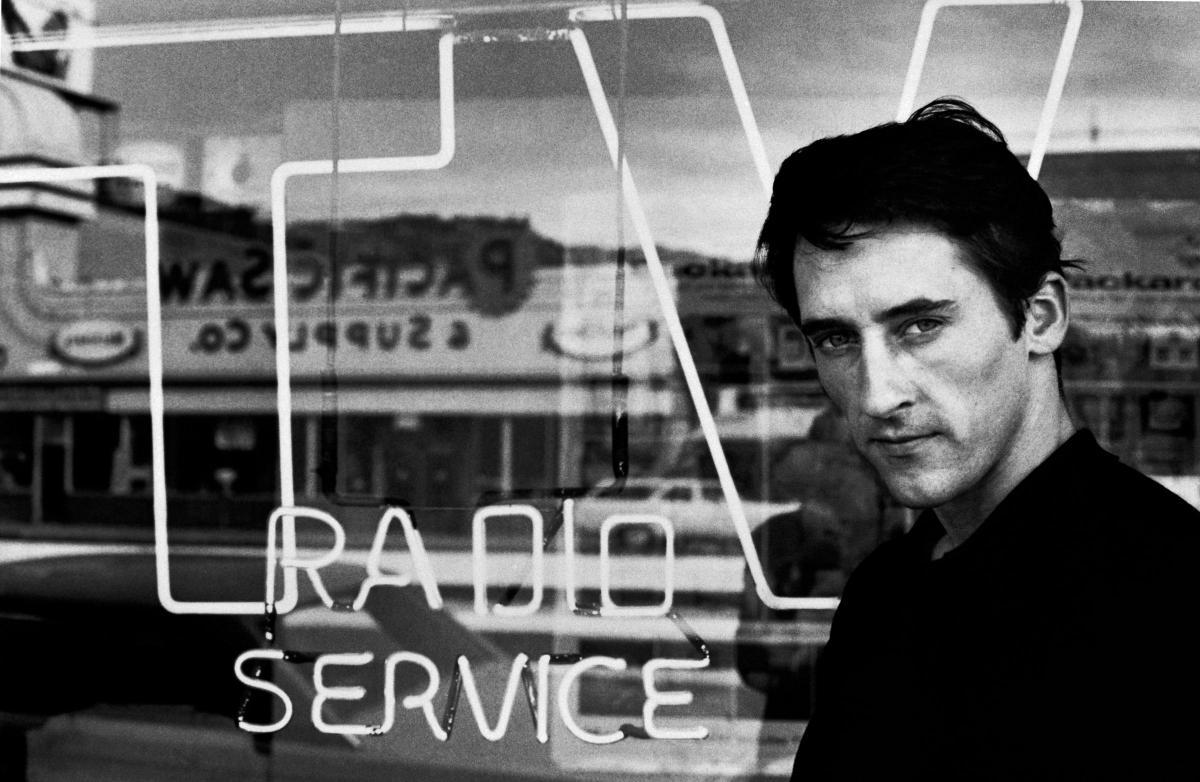 Fotó: Dennis Hopper: Edward Ruscha, 1964 © The Dennis Hopper Trust