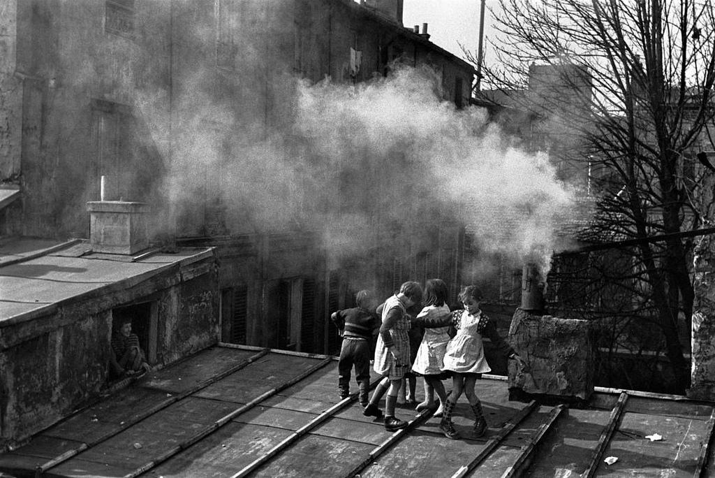 Fotó: Edouard Boubat: Paris, 1952 © Edouard Boubat
