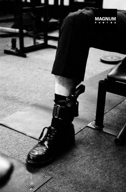 Fotó: Leonard Freed: Részlet a Police Work című sorozatból, New York City. 1979 © Leonard Freed/Magnum Photos
