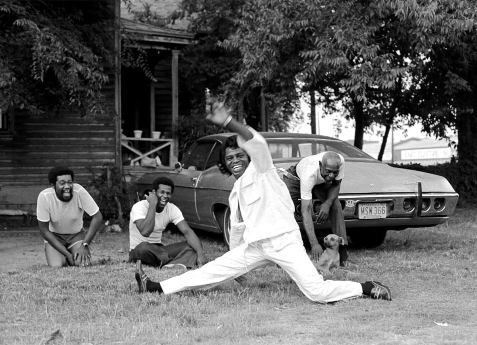 Fotó: Harry Benson: James Brown, Augusta, Georgia, 1979 © Harry Benson