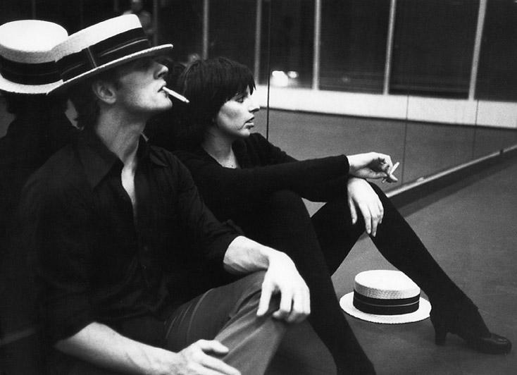 Fotó: Harry Benson: Mikhail Baryshnikov and Liza Minelli, New York City, 1980 © Harry Benson