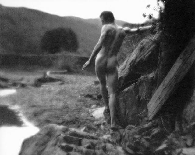 Fotó: Imogen Cunningham: Roi on the Dipsea trail 3, 1918