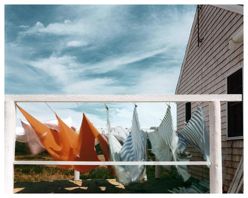 Fotó: Joel Meyerowitz: Provincetown, 1977 © Joel Meyerowitz
