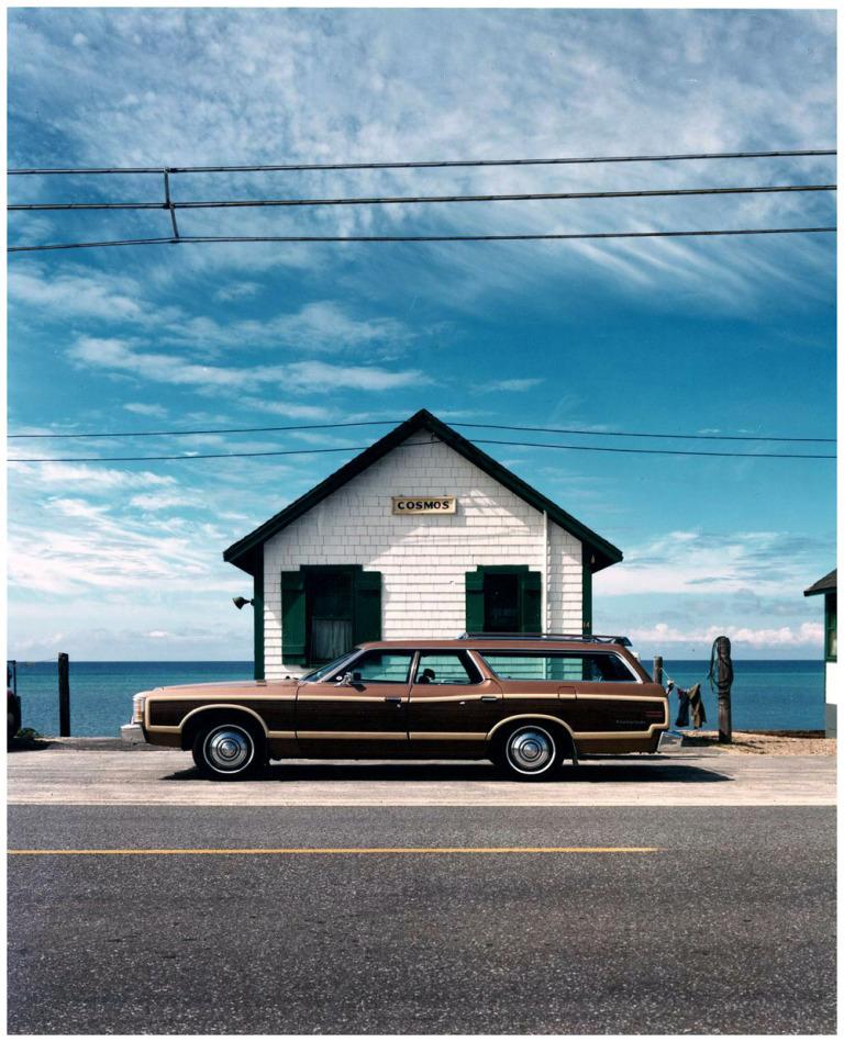 Fotó: Joel Meyerowitz: Cape Cod, 1976 © Joel Meyerowitz