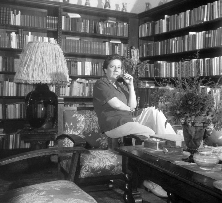 Fotó: Kotnyek Antal: Gobbi Hilda színművésznő, 1961 © Kotnyek Antal/Fortepan.hu