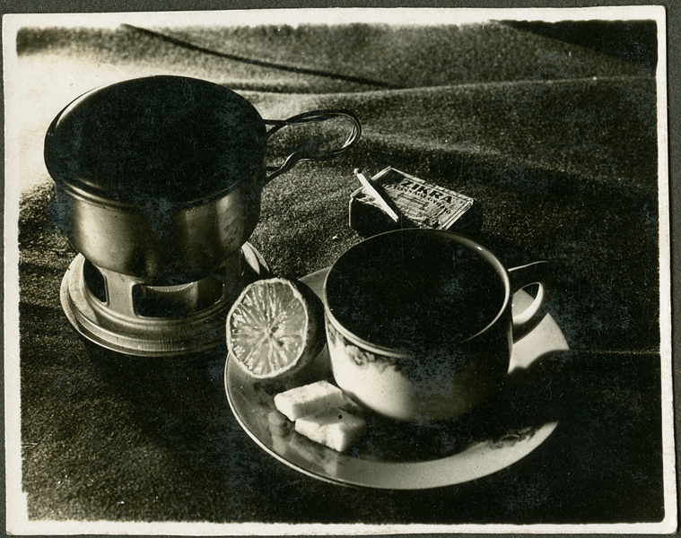 Fotó: Kozák Lajos: Csendélet, 1930-as évek © Kozák Lajos