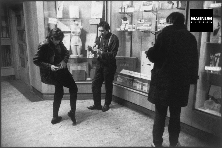 Fotó: Ian Berry: London, 1966 © Ian Berry/Magnum Photos