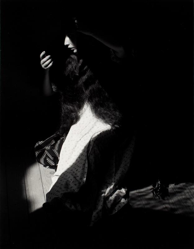 Fotó: Manuel Álvarez Bravo: Retrato de lo Eterno / Portrait of the Eternal<br />1977 © Colette Urbajtel / Archivo Manuel Álvarez Bravo, s.c.