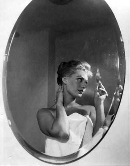 Fotó: Mario de Biasi: Sophia Loren, Venezia, 1955 © Mario de Biasi/Mondadori Portfolio