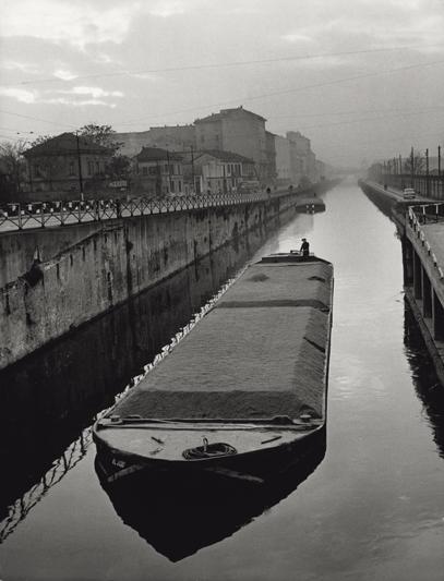 Fotó: Mario de Biasi: Milano, év nélkül © Mario de Biasi/Mondadori Portfolio