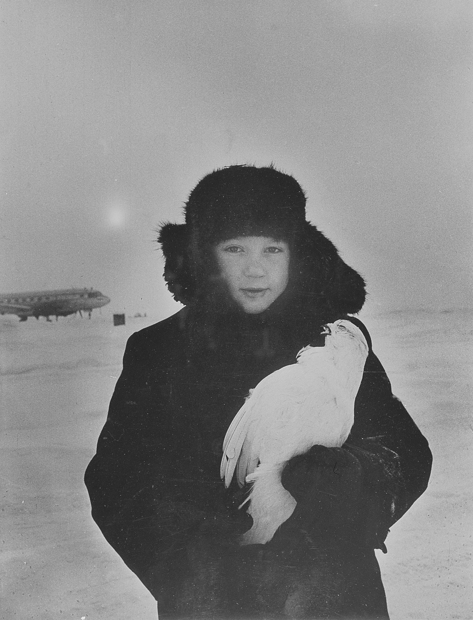 Fotó: Mario de Biasi: Szibéria, 1964 © Mario de Biasi/Mondadori Portfolio