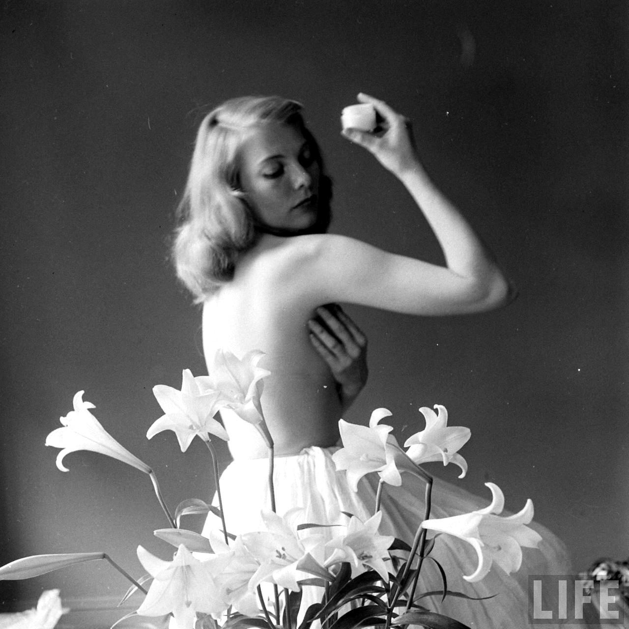 Fotó: Nina Leen:  Model Agencies, Lee, Ford, Harford Stewart. 1948 © Nina Leen/Life Magazine