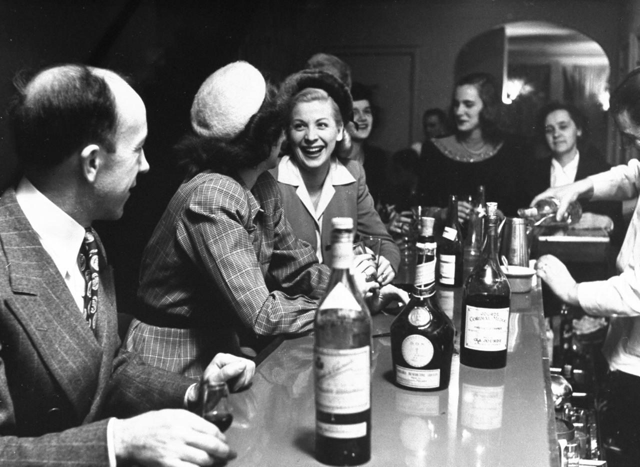 Fotó: Nina Leen: New York, 1947 © Nina Leen/Life Magazine