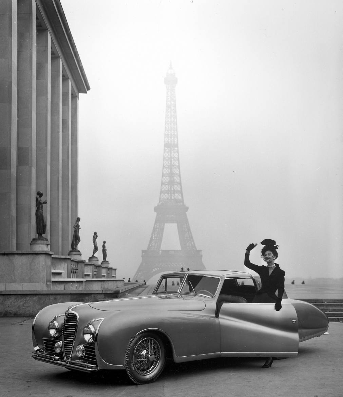 Fotó: Nina Leen: Párizs, 1947 © Nina Leen/Life Magazine