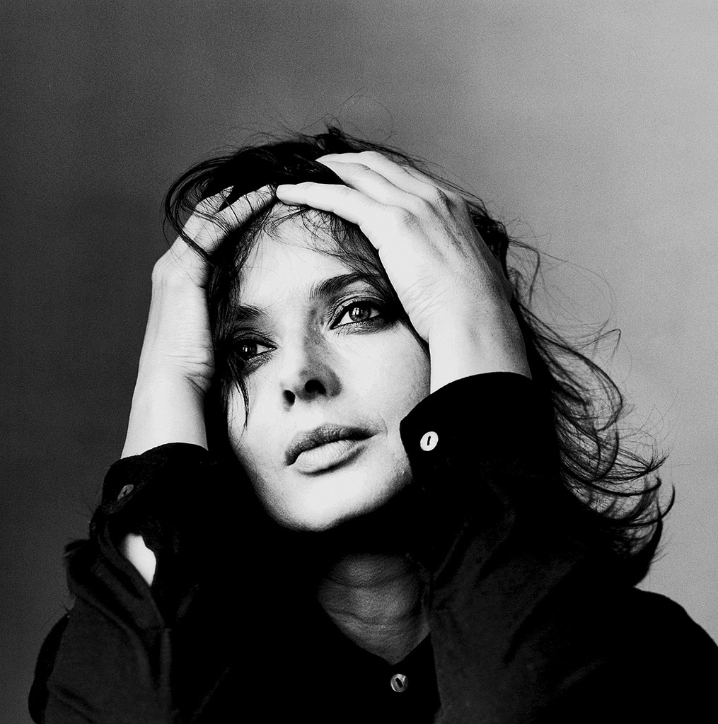 Fotó: Irving Penn: Isabella Rossellini Vogue, June 1997 © Condé Nast