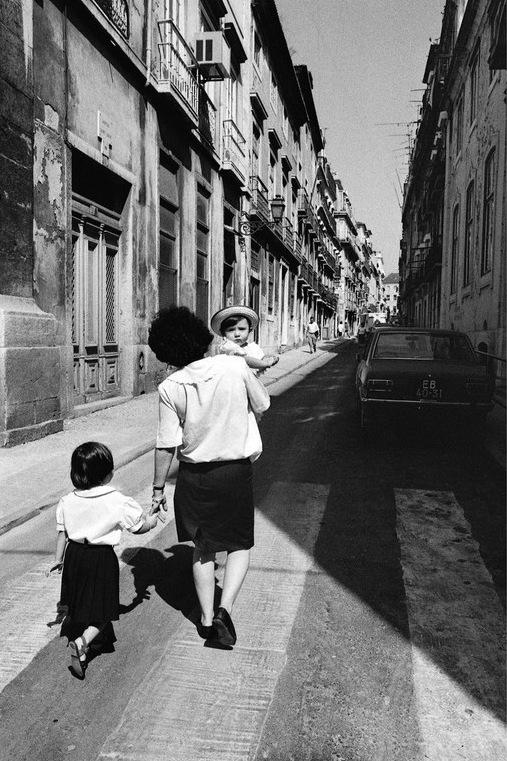 Fotó: Szabó Judit: Lisszabon, 1990-es évek © Szabó Judit