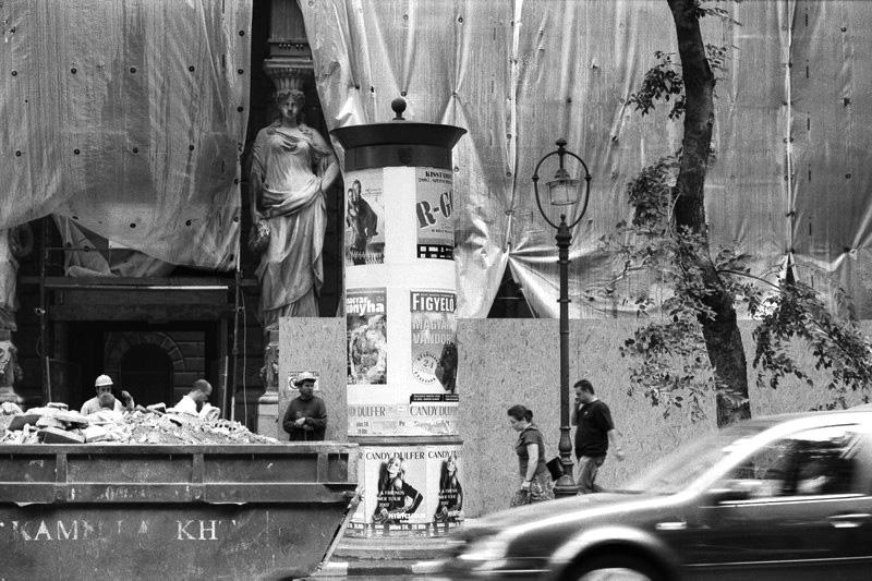 Fotó: Szabó Judit: Budapest, 2000-es évek © Szabó Judit