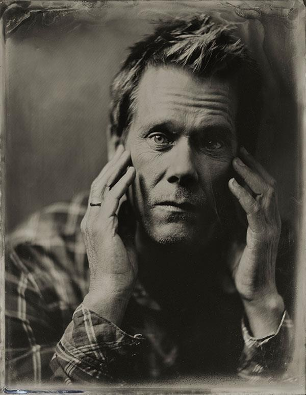 Fotó: Victoria Will: Kevin Bacon, Sundance Film Festival in Park City, Utah, 2014-2015 © Victoria Will