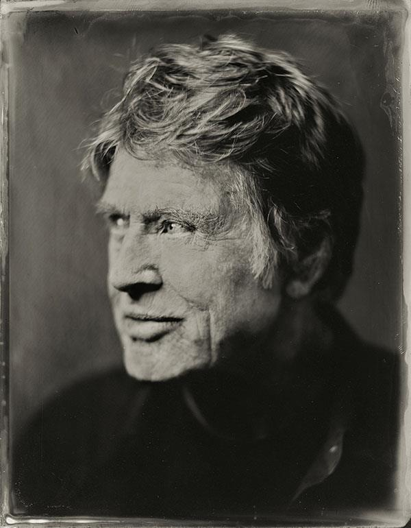 Fotó: Victoria Will: Robert Redford, Sundance Film Festival in Park City, Utah, 2014-2015 © Victoria Will