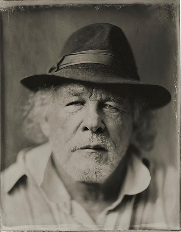 Fotó: Victoria Will: Nick Nolte, Sundance Film Festival in Park City, Utah, 2014-2015 © Victoria Will