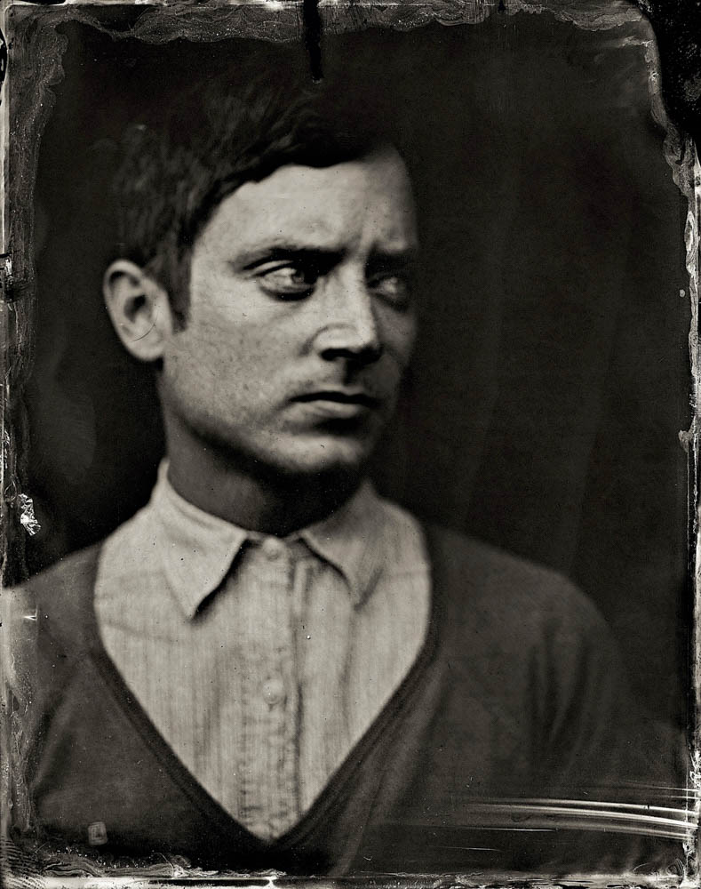 Fotó: Victoria Will: Elijah Wood, Sundance Film Festival in Park City, Utah, 2014-2015 © Victoria Will