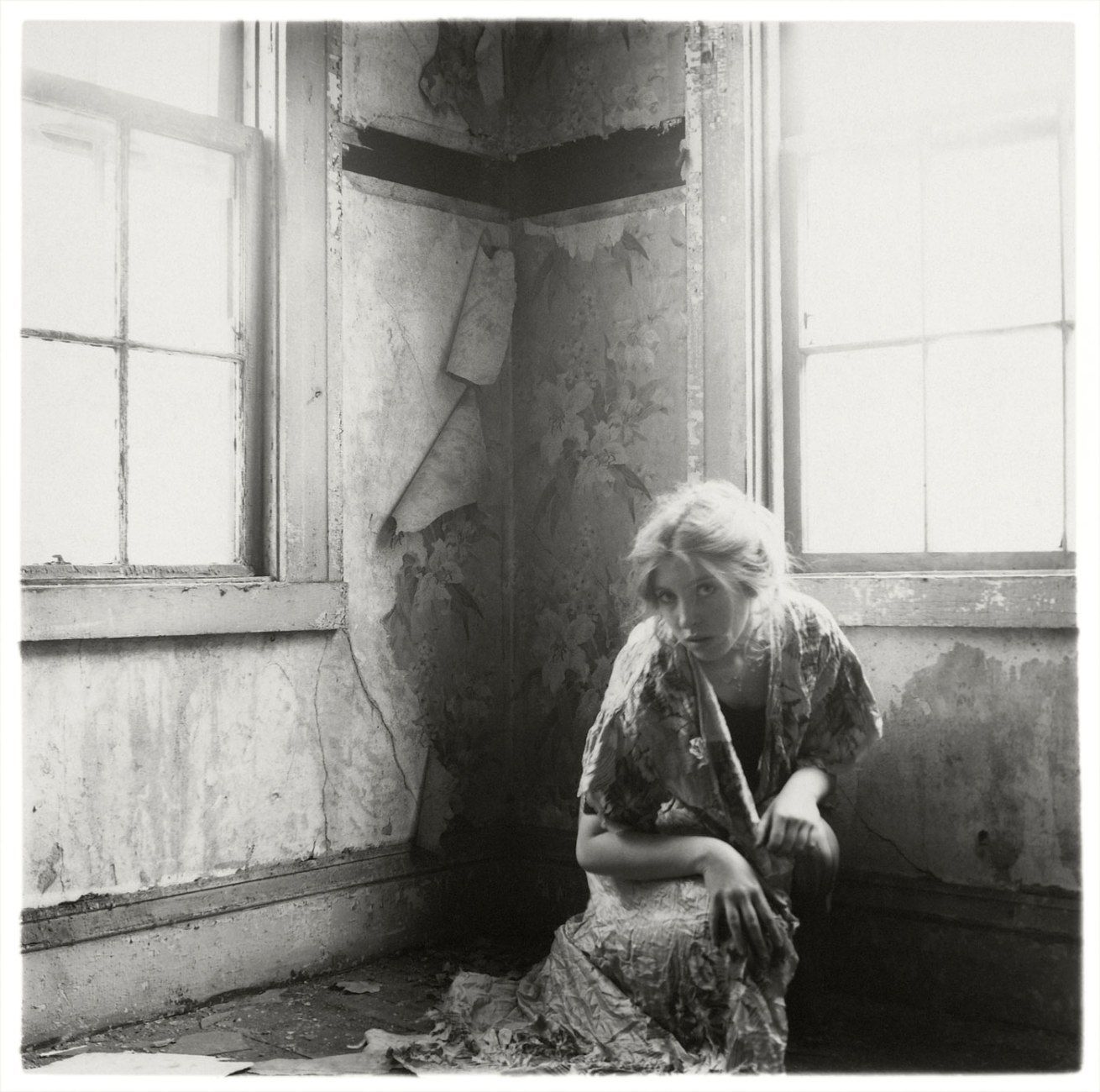 Fotó: Francesca Woodman<br />Untitled, Providence, Rhode Island, 1975-78<br />© George and Betty Woodman