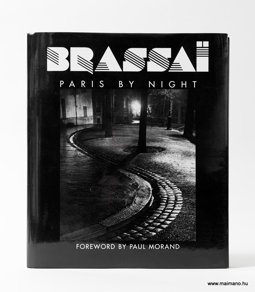 Brassai-Pars by night.jpg
