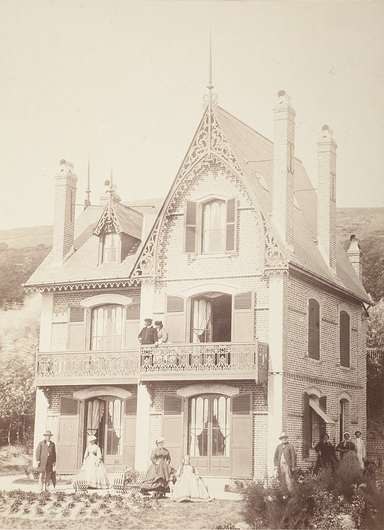 Fotó: Hippolyte Bayard: Franciaország, 1858