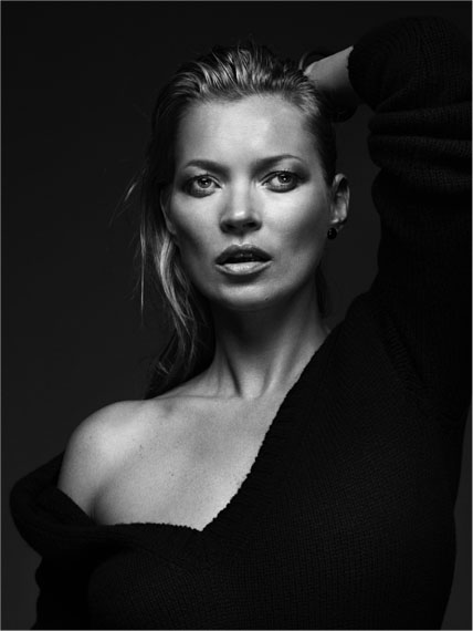 Fotó: Bryan Adams: Kate Moss, London, 2013 © Bryan Adams Photography