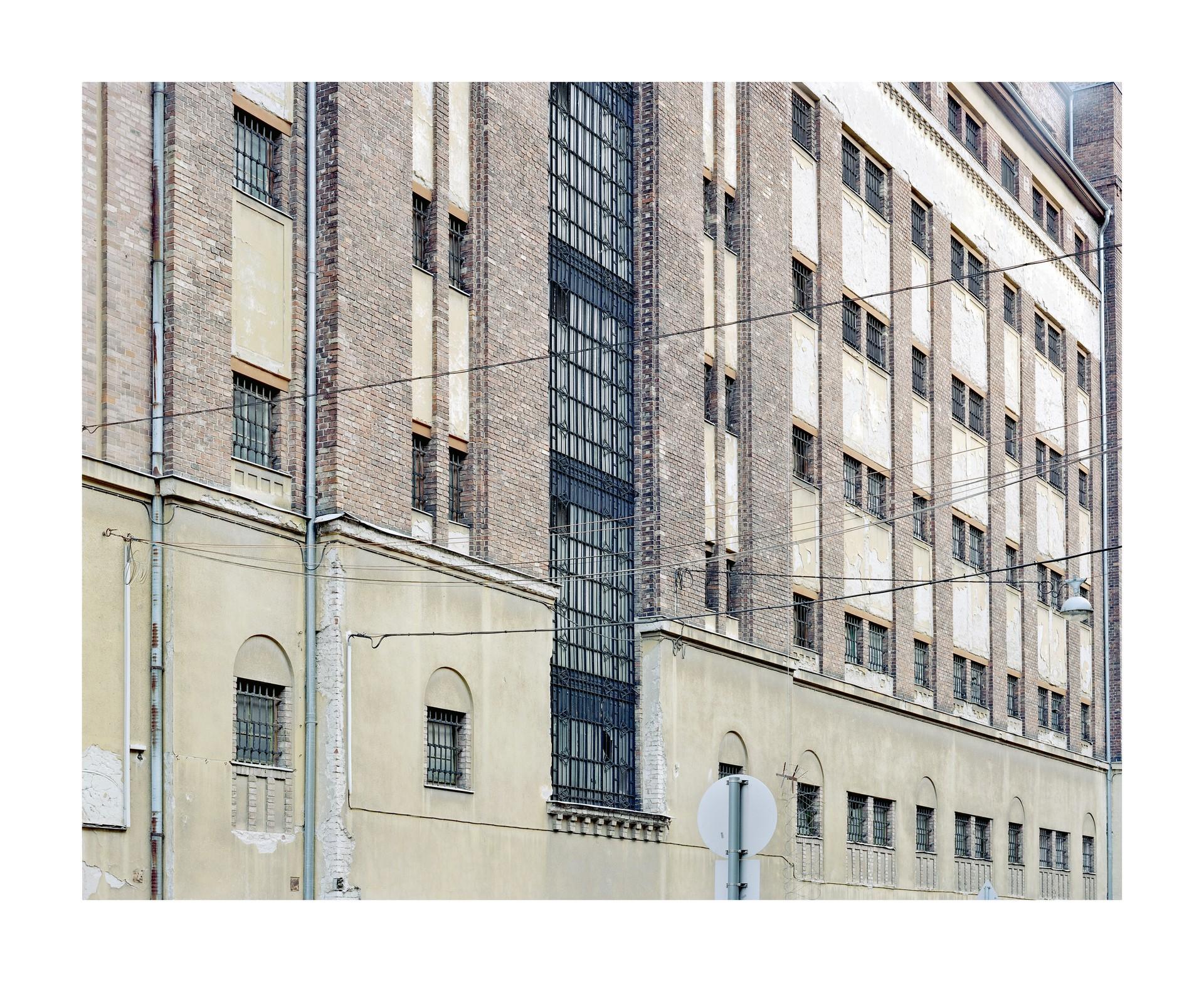 Fotó: Kovalovszky Dániel: Az egykori Katonai Bíróság épülete.