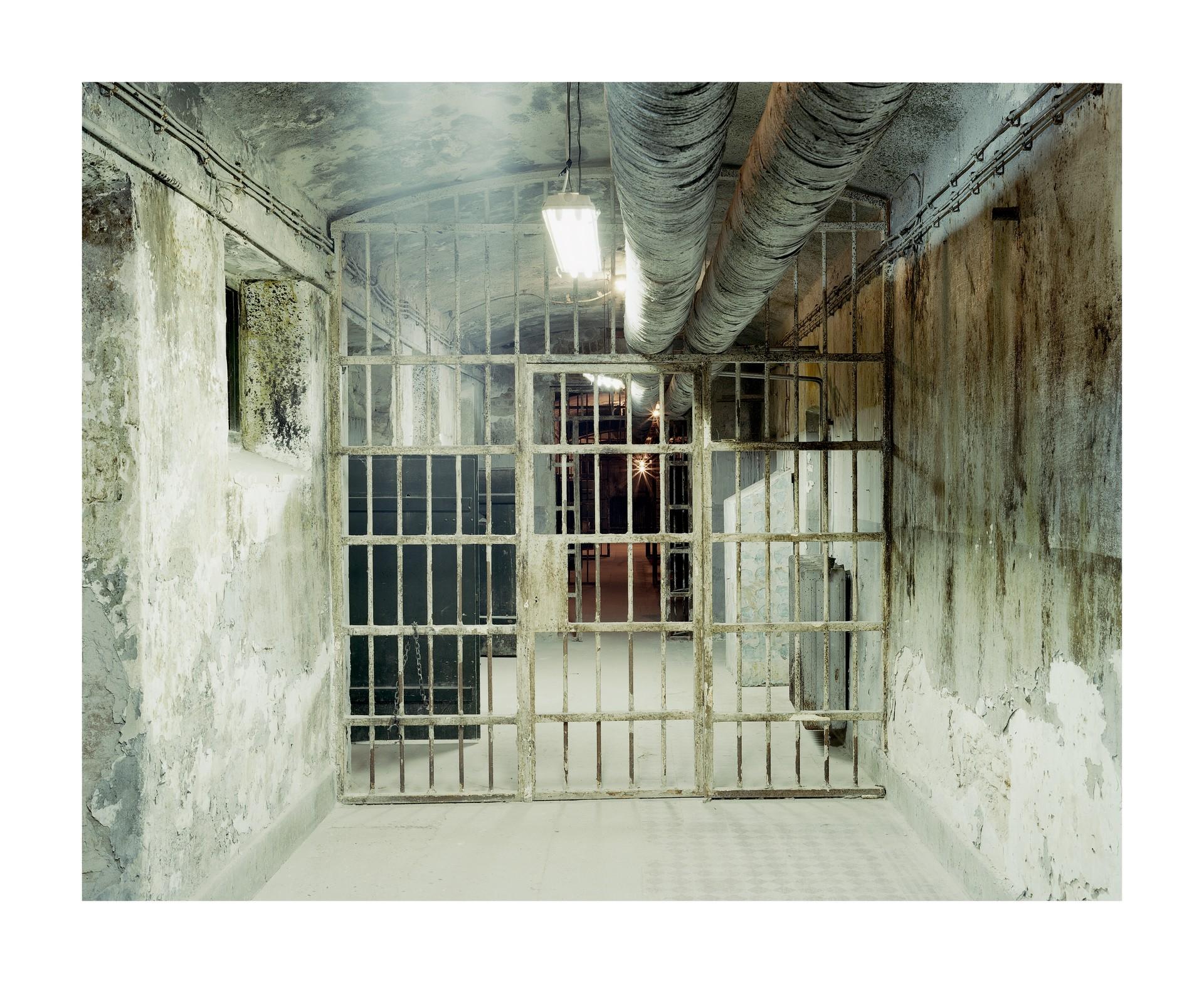 Fotó: Kovalovszky Dániel: Börtönfolyosó a Doberdóban.