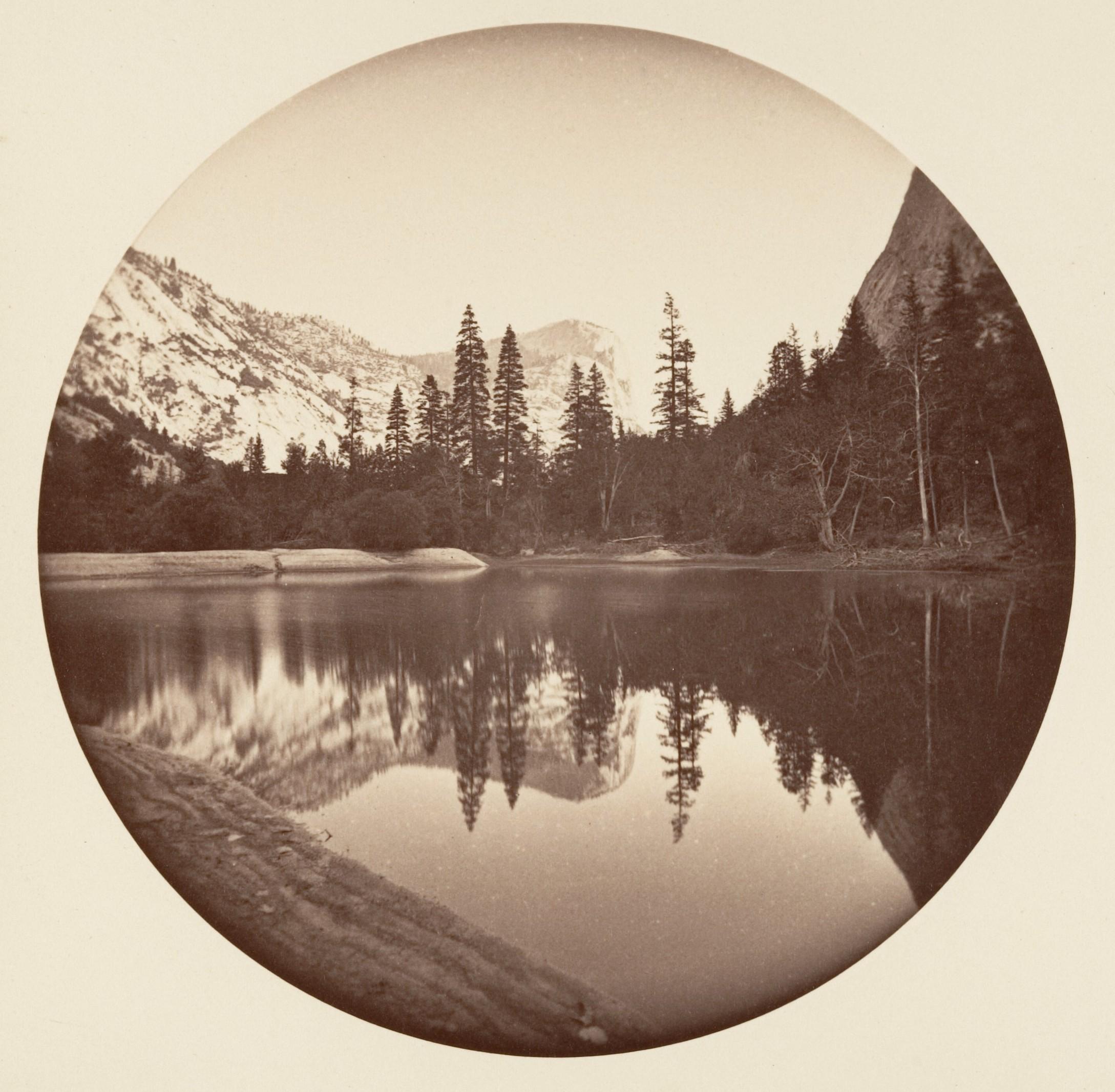 Fotó: Carleton Watkins: [Yosemite National Park, California], ca. 1878 © Carleton Watkins / The Metropolitan Museum of Art