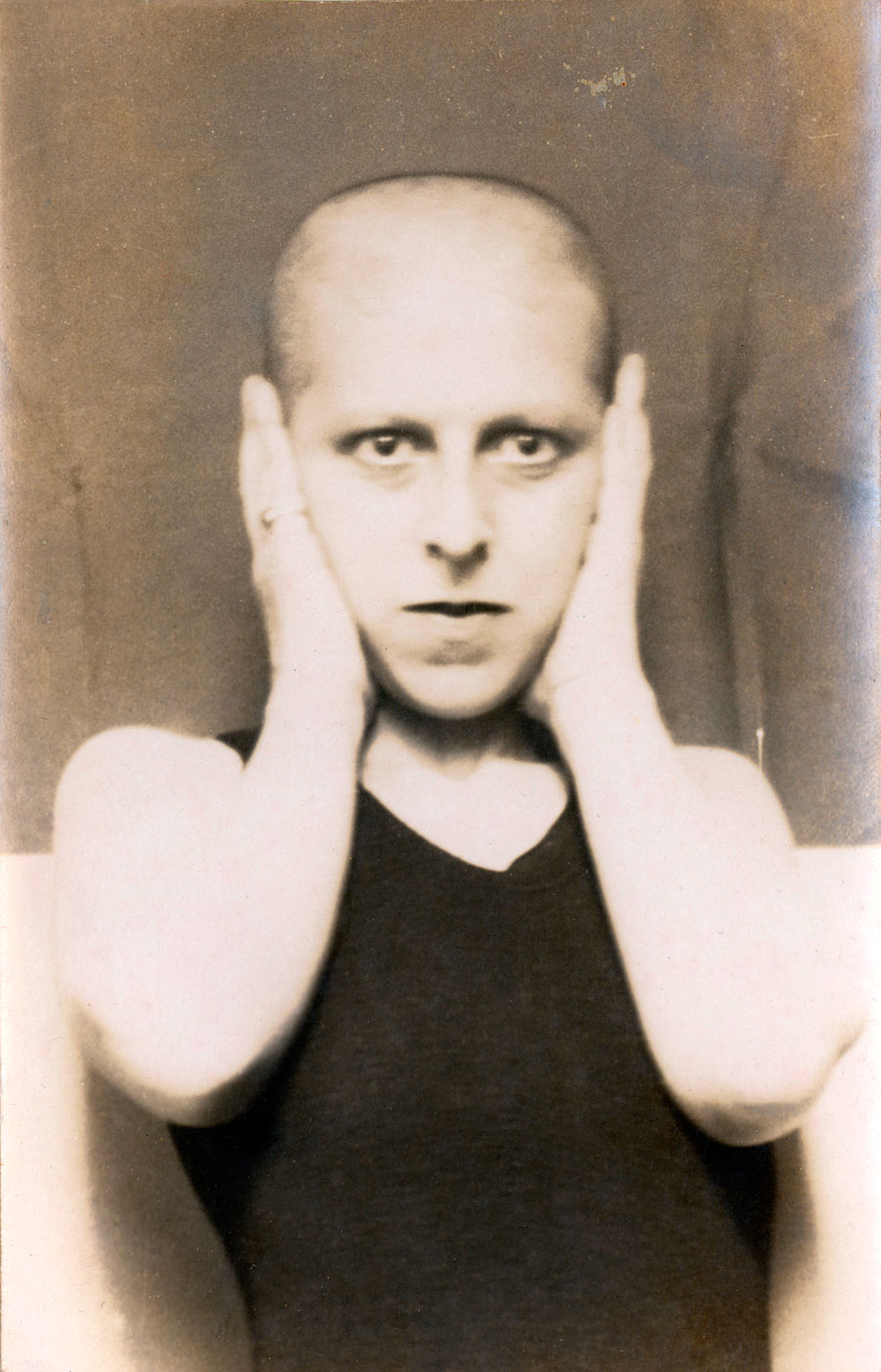 Fotó: Claude Cahun: Autoportrait, 1928 © Jersey Heritage Collection