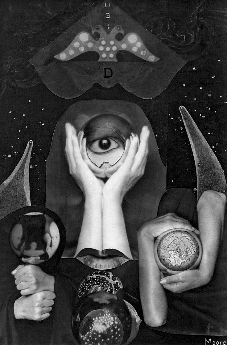 Fotó: Claude Cahun in collaboration with Marcel Moore: Aveux non avenus frontispiece, 1929-30 © Jersey Heritage Collections