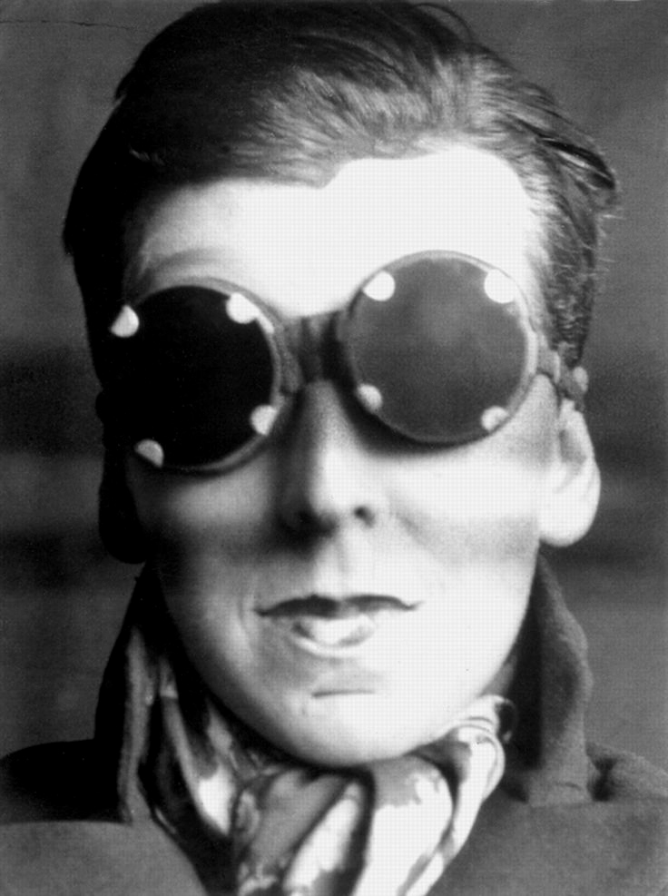 Fotó: Claude Cahun: Self-portrait, 1929