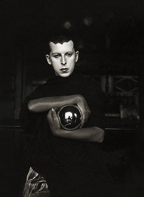 Fotó: Claude Cahun: Autoportrait, 1927