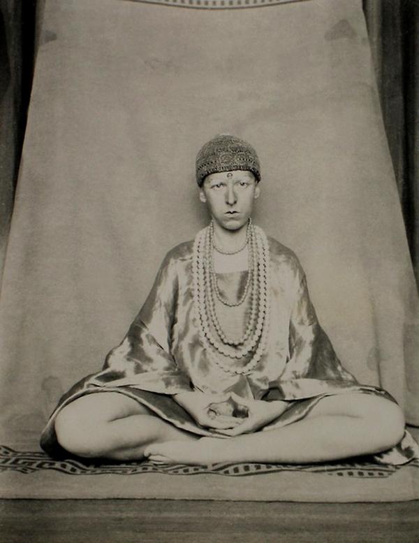 Fotó: Claude Cahun: Self-Portrait, 1927