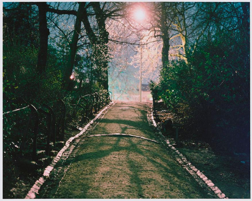 Fotó: Elina Brotherus: Perspektíva 5, 105x133 cm, 2002 © Elina Brotherus