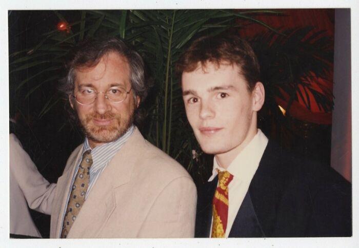 Steven Spielberg (Dan Barry gyűjteménye)