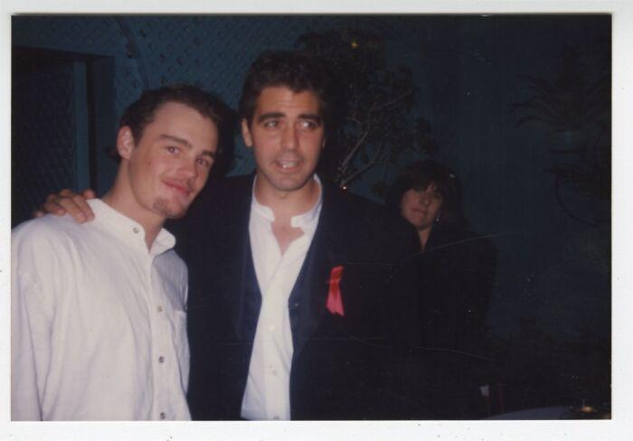 George Clooney (Dan Barry gyűjteménye)
