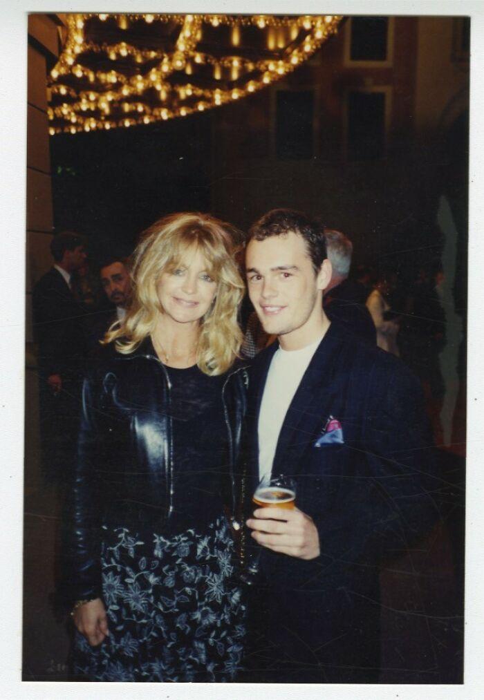 Goldie Hawn (Dan Barry gyűjteménye)