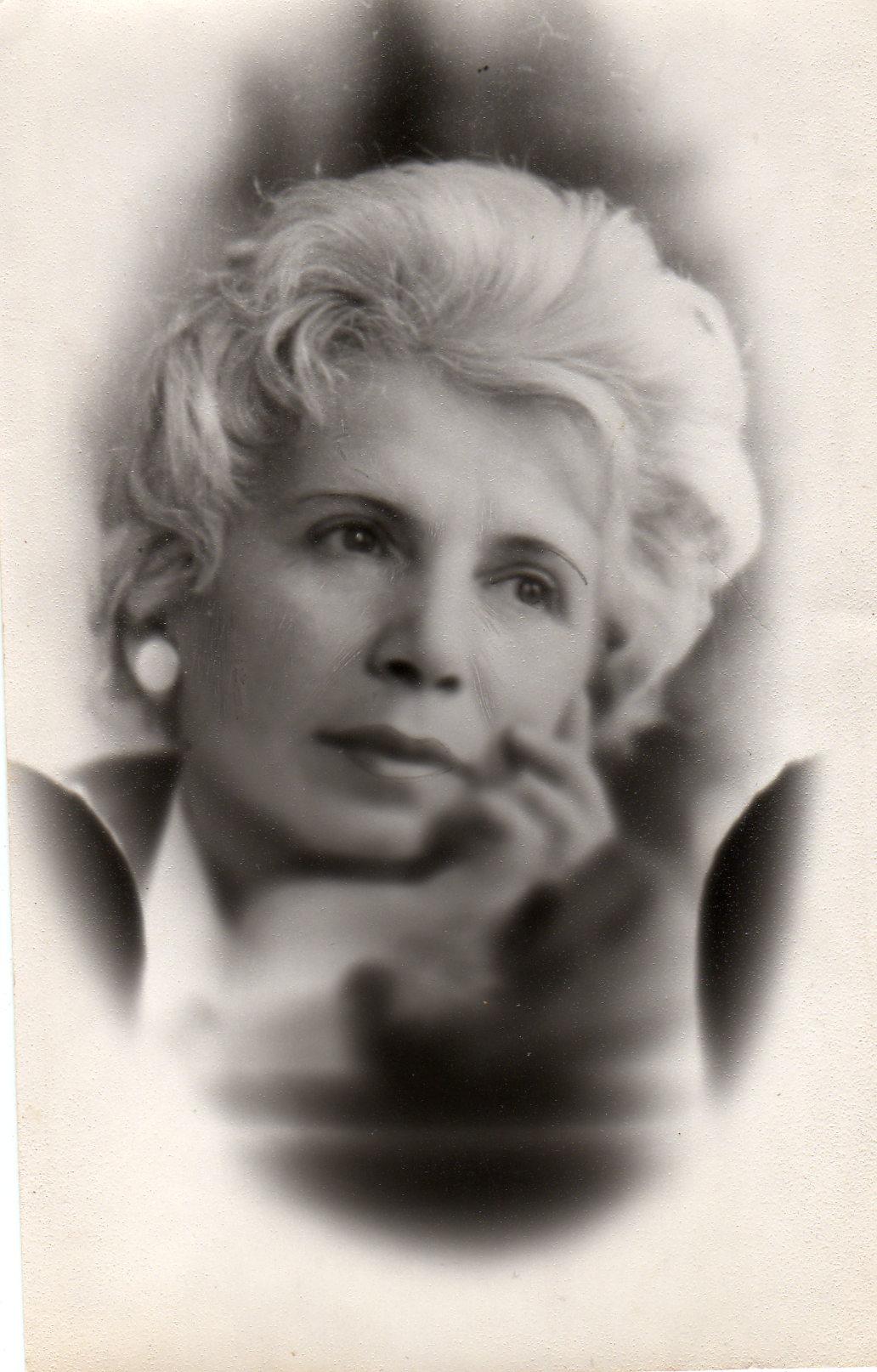 Pécsi Rozika 1961 januárban